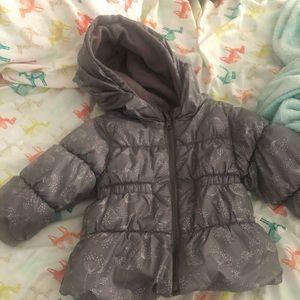 3 for $12 Girls Old Navy puffer winter coat